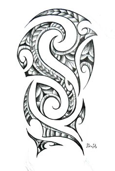 Images for tribal pattern tattoos maori tattoo - maori tattoo women - ma Maori Designs, Chinese Tattoo Designs, Stammestattoo Designs, Tribal Shoulder Tattoos, Tribal Arm Tattoos, Body Art Tattoos, Sleeve Tattoos, Tatoos, Maori Tattoo Arm