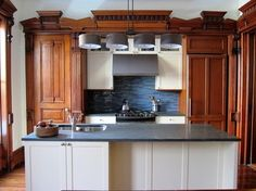 brownstone brooklyn kitchen - Google Search