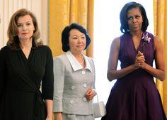 michelle obama lookbook royals obama and michelle obama