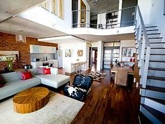 Cape Town penthouse chic