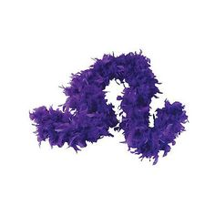 Boas Scarves and Leis 175643: Purple Feather Boas (12 Pack) 6 , 60 Grams Party Costume Feather Boa 1 Dozen -> BUY IT NOW ONLY: $32.5 on eBay!