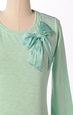 Gift Wrapped Top @Marci Cloughley Basics #SpringStyle