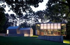 Philip Johnson's Wiley House hits the market for $12 million