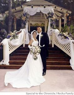 Laci Rocha and Scott Peterson married in 1997