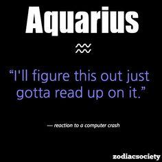 I think I've been pegged! aquarius facts | Tumblr