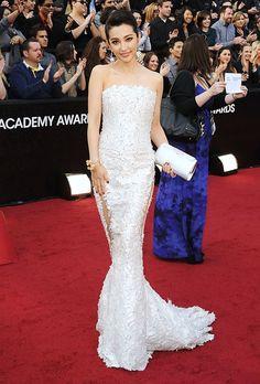Bingbing Li at the Oscars
