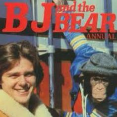 BJ and The Bear!!! How cute were they?