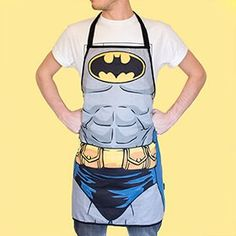 Batman Apron: Item number: 3324419181 Currency: GBP Price: GBP11.95