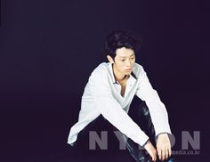 Jung Joon Young - Nylon Magazine October Issue '13