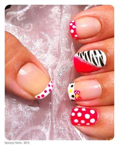 Hello Kitty- I like all of these designs together