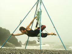 aero yoga piramide