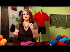 How to Use Markers for Knitting and Purling Transitions on Your Knit Projects.