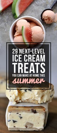 29 Next-Level Ice Cream Treats You Can Make At Home This Summer
