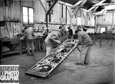 Edgar Brandt Studio | Blacksmith
