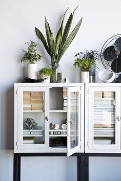 beautiful cabinet styling
