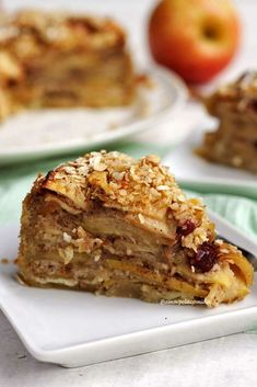 Easy Healthy Recipes, Easy Meals, Sweet Pie, Vegan Sweets, Sin Gluten, Delicious Desserts, Bakery, Deserts, Good Food