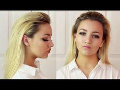 KIM KARDASHIAN SLEEK HAIR TUTORIAL - YouTube