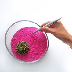 Less Work More Zen V ... cool cactus and art in one, great for a doodler, have near a phone :)