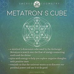 Metatron's Cube Meaning - Sacred GeometryYou can find Sacred geometry tattoo and more on our website.Metatron's Cube Meaning - Sacred Geometry Sacred Geometry Meanings, Sacred Geometry Tattoo, Symbols And Meanings, Sacred Geometry Patterns, Spiritual Symbols, Sacred Symbols, Sacred Art, Meditation Symbols, Earth Symbols