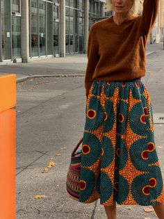 SHOP MY ECLECTIC MIX - luxurydejavu by Tina Pahl Mode Hippie, Mode Boho, Mode Style, Style Me, Look Street Style, African Street Style, Casual Outfits, Fashion Outfits, Womens Fashion