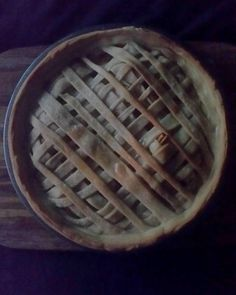 Just finished making dinner for some friends and family and decided to bake this apple pie for dessert as well.  Sorry guys I didn't measure I just went by taste :P  What are you baking today??? I'll be posting the dinner I made later.  Enjoy Everybite!  #delightsineverybite #applepie #pie #homemade #dessert #yummy #delicious #foodporn #instafood #pastry #vegan #foodie #foodstagram #foodgasm #pies #tasty #baking #cooking #tarte #fruitpie #desserts #vegetarian #plantbased #instagood #followme…
