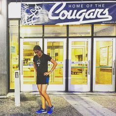 First Run from @kensingtonyyc to @mrurecreation is in the books: 8.9km in 44:47 (averaging 5:02min/km) #OneDown #MoreToCome #WeAreTheCougars
