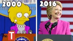 20 Times The Simpsons Predicted The Future - Top 10 Things Simpsons Cartoon, Cartoon Memes, Wow Facts, Weird Facts, Future Predictions, Paranormal Stories, Knowledge And Wisdom, Me Too Meme, Conspiracy Theories