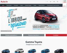 Visita il nostro sito, per essere al passo sulle ultime novità #Toyota!!!! http://autoin-toyota.it/ #Maximumsocial