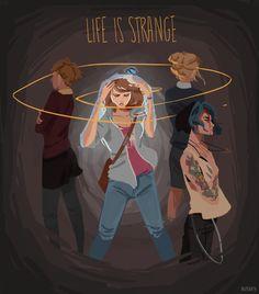 Life is Strange Theories : Photo