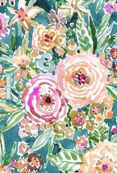 MAUI MINDSET Barbarian print #floral #tropical