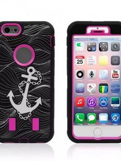 Pink Sailor iphone 6 case