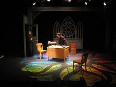 Amy Dunn Designs - Doubt: A Parabkle, Lord Leebrick Theatre