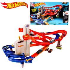 Hot wheelsラウンドアバウトトラックのおもちゃ子供電動toys正方形市ミニカーモデルクラシックアンティークcars hotwheels cdr08