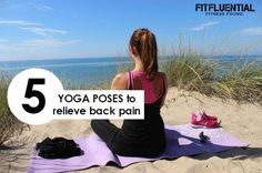 5 Poses to Ease Back Pain