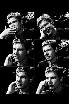 Harrison ford desde que lo vi a mis 6 años este hombre se convirtió en mi héroe y mi primer amor