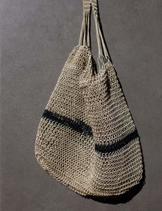 Sac en fil naturel