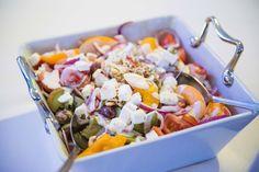 Mont Vista Venue refreshing mixed salad.