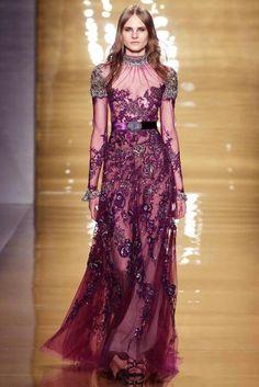 Reen Acra 2015 FW. #fashiondesigner #designer #haute #couture #hautecouture #highfashion #ReemAcra