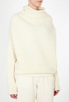 Galactic Oversized Rollneck Jumper by ACNE