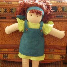 Peppa Waldorf Doll - Cara