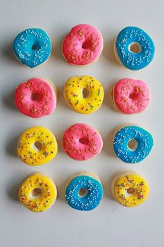 Yum DONUTS!!!