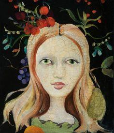 Cassandra Barney -Retablos- to protect my Bounty   Artwork