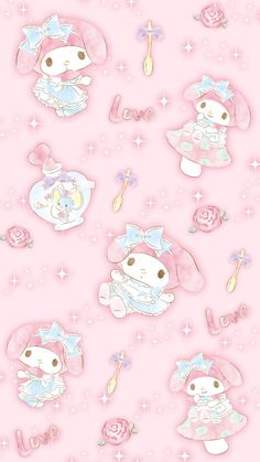 My Melody and like OMG! get some yourself some pawtastic adorable cat apparel!