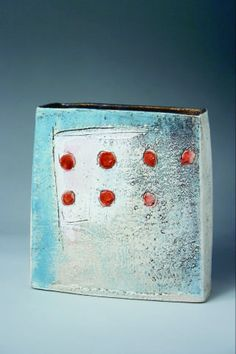 Craig Underhill rectangular vase                                                                                                                                                                                 More