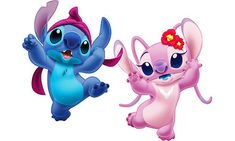 Stitch & Angel - Lilo & Stitch Photo (24285437) - Fanpop