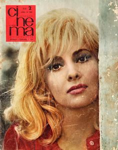 """Front cover of """"Cinema"""" magazine (February Socialist State, Socialism, Channel, Gina Lollobrigida, Central And Eastern Europe, Italian Women, Italian Actress, Monica Bellucci, Film Movie"""