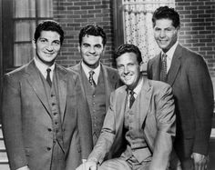 If you were born in 1959, one of the huge new TV shows debuting that year was Robert Stack as Eliot Ness on The Untouchables. It came out of the big production company - Desilu.