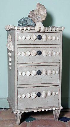 Seashell Furniture | Home Decor | Christa's South Seashells: Furnishings