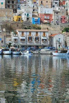 Porto dei Pescatori - Sciacca, Sicily, Italy