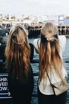 no rain, no flowers ❁ // My Hairstyle, Messy Hairstyles, Pretty Hairstyles, Foto Fun, No Rain, Good Hair Day, Hair Dos, Gorgeous Hair, Her Hair